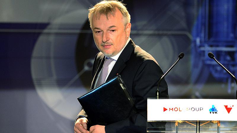 Nagyon másként kell a Mol vezetője szerint használni az olajat a jövőben