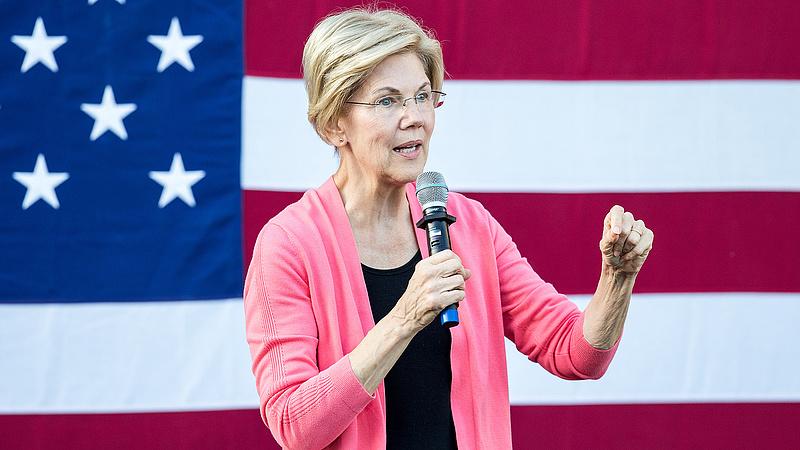 Warren is kiszáll az elnöki versenyből