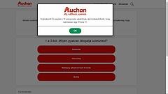 Ön nyert! - Hamis nyereményjátékot hirdetnek az Auchan nevével