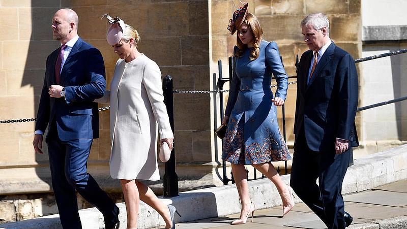 Pompás eseményre készül II. Erzsébet családja