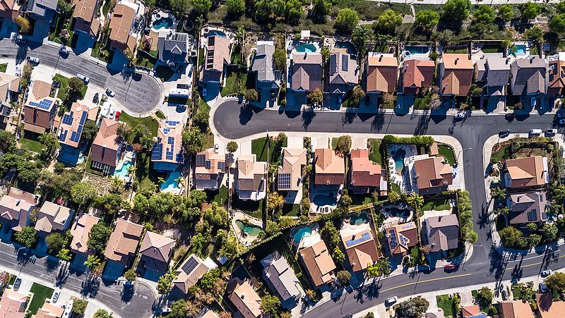 Már az amerikai lakáspiac is vészjelzést küld
