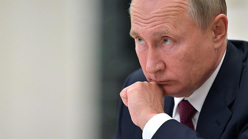 Putyint is megcsapta a koronavírus-járvány szele