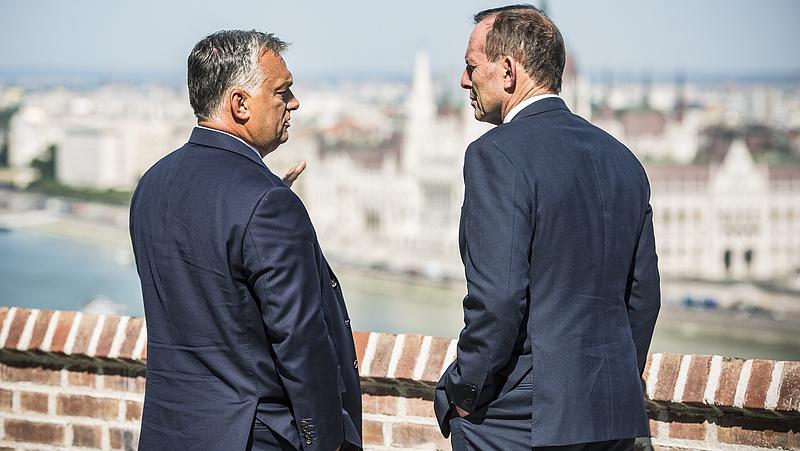 Orbán Viktor új szövetségest talált az ausztráloknál