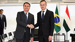 Hasonló világnézetünket gazdasági előnyökre váltaná Brazíliával Szijjártó