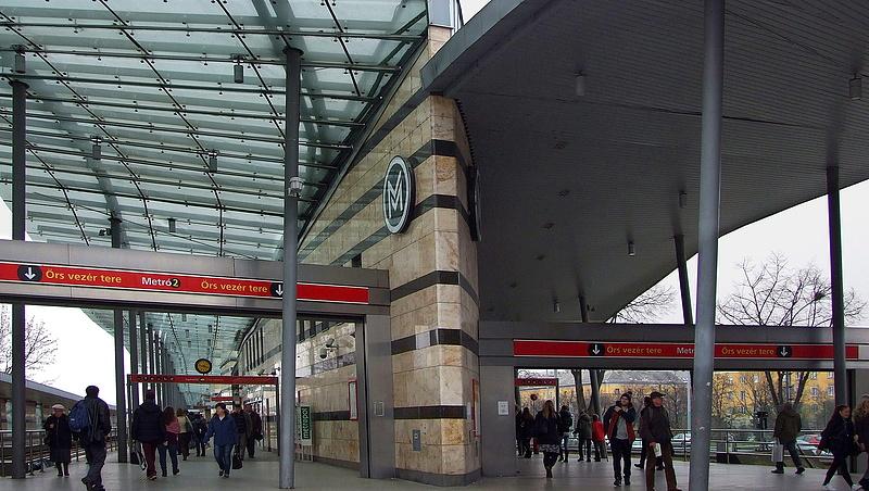 Újabb probléma a 2-es metró és a gödöllői HÉV összekötése körül