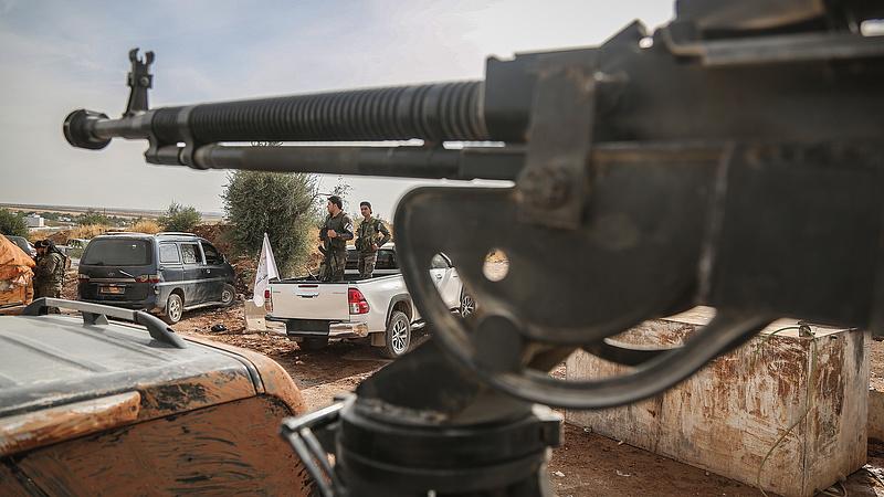 Ennyi embert tett eddig földönfutóvá a szíriai török offenzíva