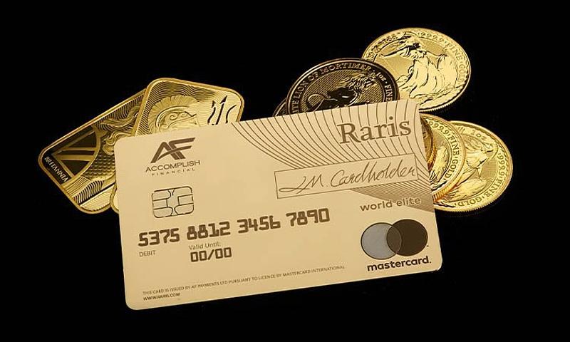 Arany kártyával fizethetnek a gazdag britek