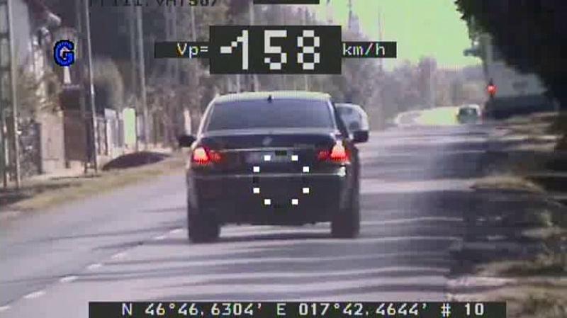 Ilyen még nem volt: hiába kért traffipaxokat a rendőrség