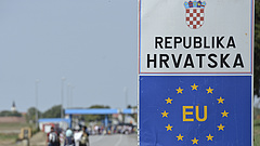 Helikopterbaleset történt Horvátországban