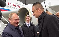 Putyin-látogatás: részleteket árult el Szíjjártó Péter