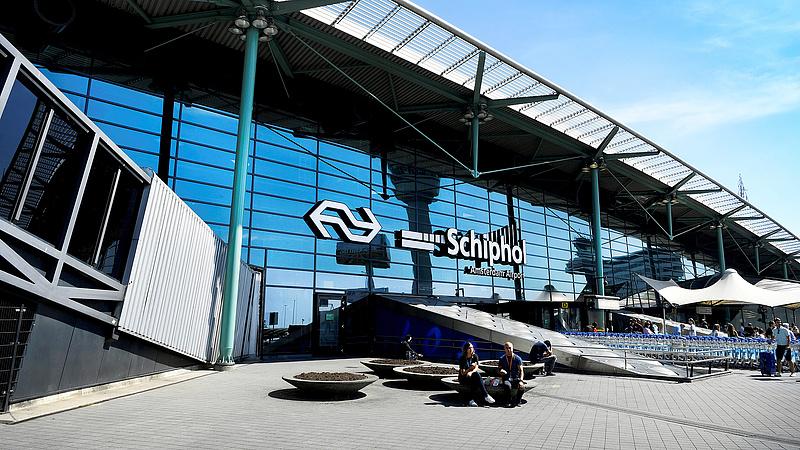 Géprablás lehet folyamatban egy holland reptéren
