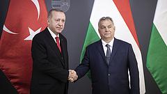 Orbán-Erdogan-csúcs: 2021-ben érkezhet a török gáz