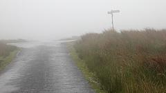 Sűrű köd miatt adtak ki figyelmeztetést