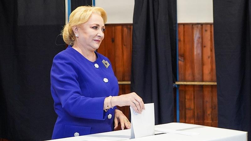 Exit poll: szociáldemokrata kihívója lesz Iohannisnak