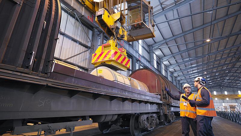KSH: februárban még bővült a magyar export