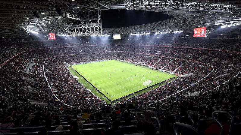 Megindult a jegyértékesítés a meccsre, amire 6 ezer külföldi szurkolót engednek be