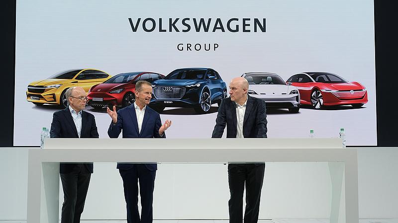 """""""Vége a jó időknek"""" - pesszimista a VW vezetője"""