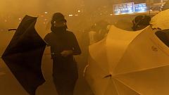 Tömeges őrizetbe vétel kezdődött Hongkongban