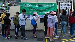 Demokratikus úton jöhet fordulat Hongkongban