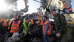 Halálos áldozatokat követelt az albániai földrengés