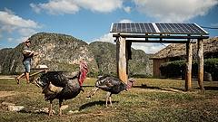 Kubában nálunk jobban ráéreztek, hogyan kell ösztönözni a napelemek terjedését