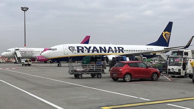 A Ryanair is további járatokat töröl