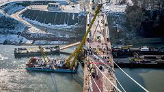 A Duna Aszfalt 92 milliárdért építhet hidat