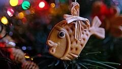 Már fogják a halakat karácsonyra