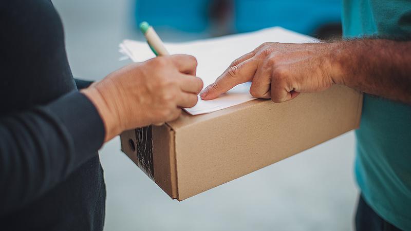 Nyugtat a Magyar Posta - Jöhetnek a kínai csomagok