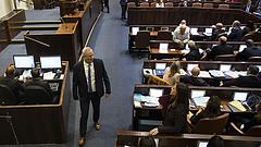 Kormányválság Izraelben: jöhet a bizalmatlansági indítvány