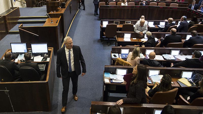 Új választás jön Izraelben, feloszlatta magát a parlament