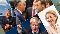 Orbán és Macron egymásra talált, rosszul lett Merkel, a magyarok meg túljártak az állam eszén