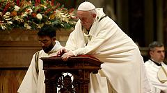 Ferenc pápa: az új év legyen a gyűlölet és megosztás megszűnésének ideje