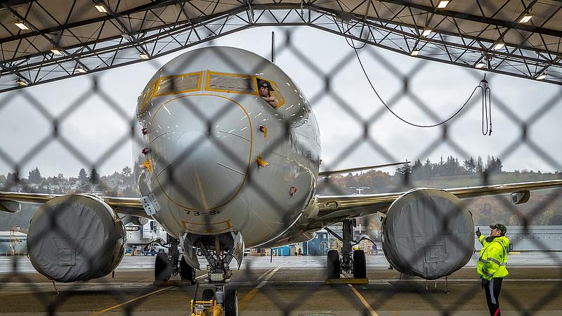 Újra próbálkozik a Boeing a válságot okozó típusával