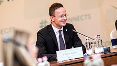Szijjártó: Magyarország egyértelműen a nyertesek közé tartozik