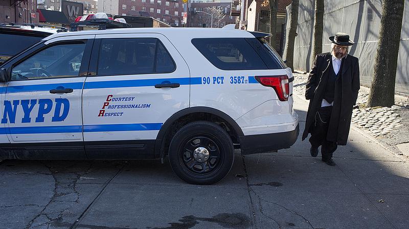 Szélsőséges kezdett késelésbe egy New York-i rabbi otthonában
