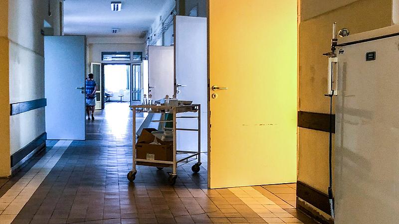 Nagy bajba került sok magyar kórház