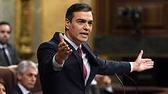 Miniszterelnökké választották Pedro Sánchezt