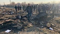 Lezuhant egy ukrán repülőgép Iránban