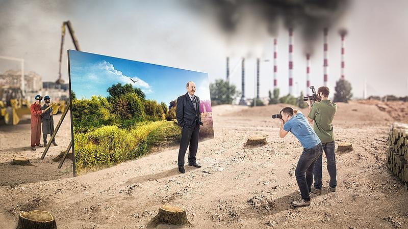 """A kormány már alkudozna az """"abszurditásig emelt"""" klímacélokról"""