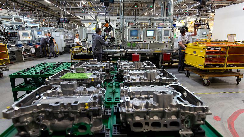 Új motort gyártanak Szentgotthárdon