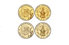 Jönnek az ötvenezer forintos érmék