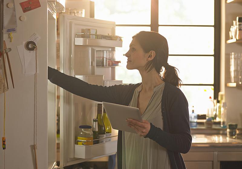 Szintet léphet a házhoz szállítás: a hűtőig viszik a kaját