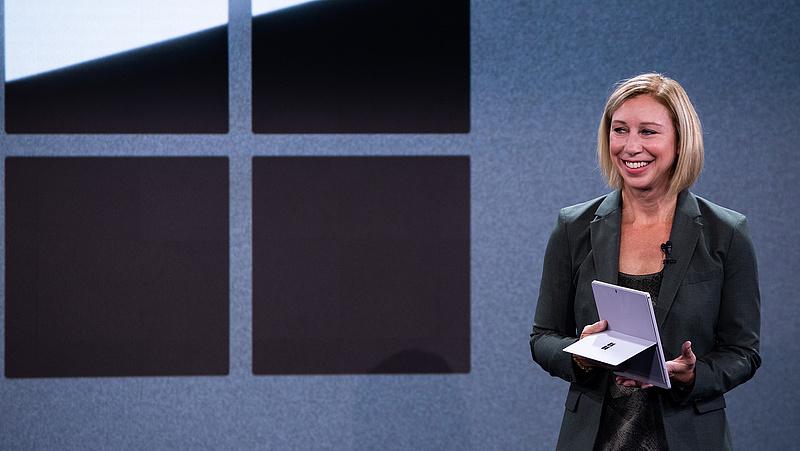 Napelemes tablettel kísérletezik a Microsoft