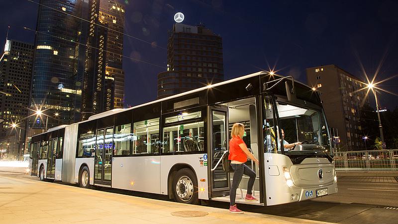 Az Európai Beruházási Bank segíti a Volán-buszok cseréjét