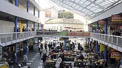 Nagy bajban van a Fény utcai piac