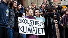 Kemény kritikákkal bombázza az elitet Thunberg
