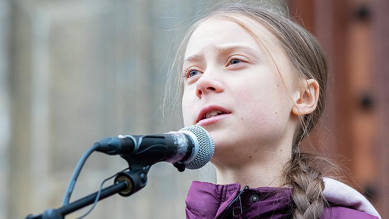 Váratlan hír érkezett Greta Thunbergről