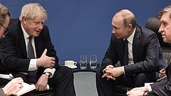Putyin akcióba lépett - a célpont Johnson