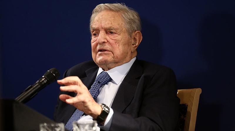 Élet-halál konfliktust vizionál Soros György